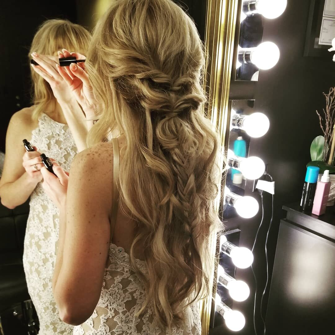 Nbr Hair Extensions Only Angelinas Bridal Stanwood Wa