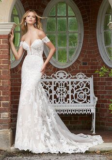 Morilee by Madeline Gardner Priyanka Mermaid Wedding Dress