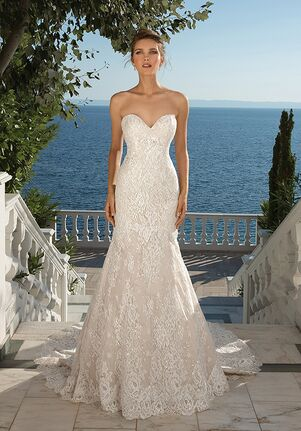 Justin Alexander 88087 Wedding Dress