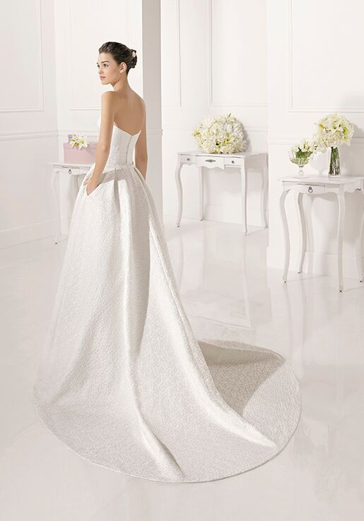 Adriana Alier Zulema A-Line Wedding Dress