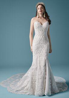 Maggie Sottero ERIN MARIE Sheath Wedding Dress