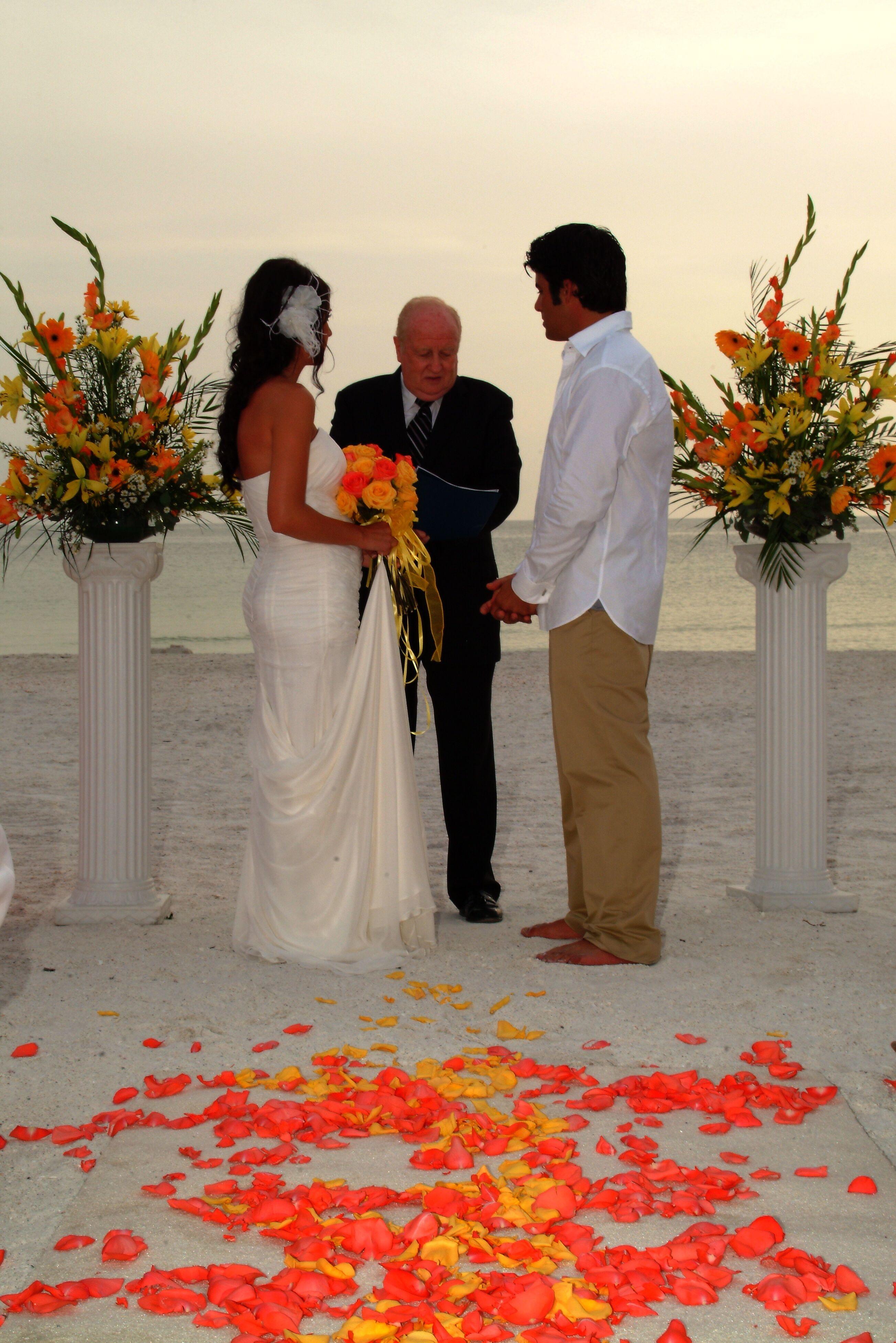 A Beautiful Florida Wedding Wedding Planners Naples Fl