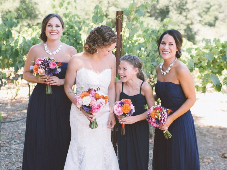 Junior Bridesmaids Etiquette QA