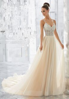 Morilee by Madeline Gardner/Blu Misty | Style 5565 Ball Gown Wedding Dress