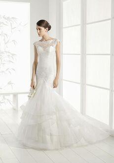 Adriana Alier JUNCO Mermaid Wedding Dress