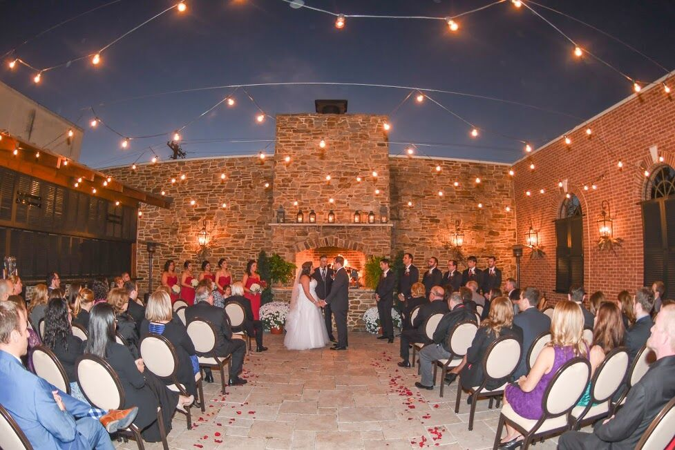 Wedding Venues In Chesterfield Nj The Knot