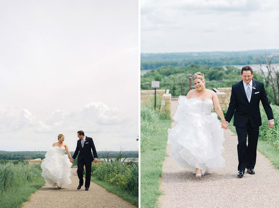 Hilton minneapolis st paul airport mall of america for Wedding dresses mall of america