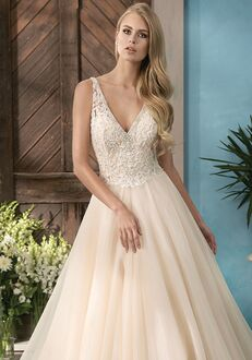 Jasmine Collection F191057 Ball Gown Wedding Dress