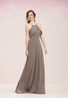 JASMINE P186055 Halter Bridesmaid Dress