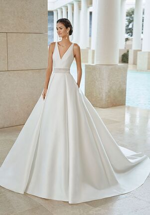 Rosa Clara Couture SCARLET Ball Gown Wedding Dress