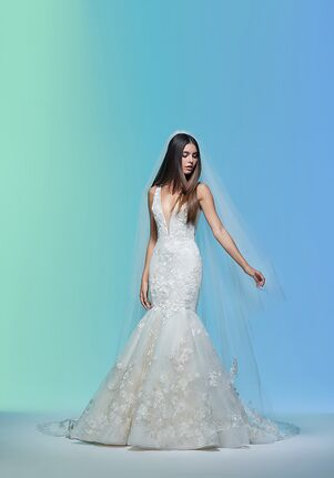 Lazaro Eavan/32001 Mermaid Wedding Dress
