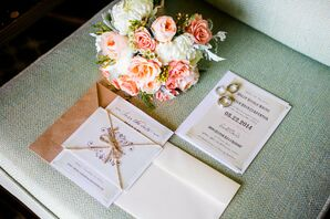 Charming Invitation Suite
