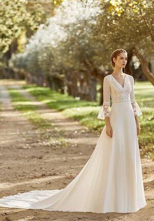 Aire Barcelona KALED Sheath Wedding Dress