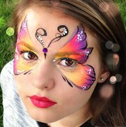 Denver, CO Face Painting | Arty Faces and Events