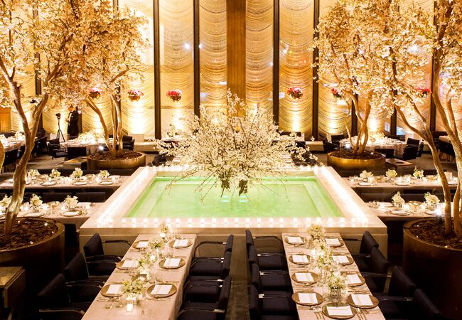 New York City Restaurant Reception Venue
