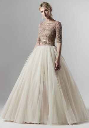Sottero and Midgley ALLEN LYNETTE Ball Gown Wedding Dress