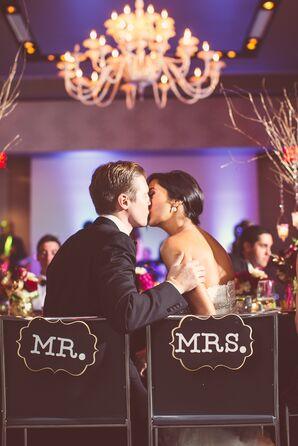 Mr. & Mrs. Chairs at W Austin Hotel