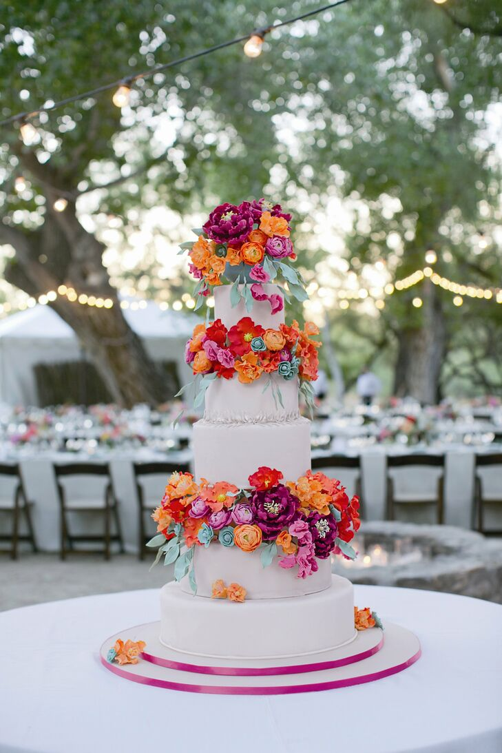 A Romantic Desert Wedding In Tucson Az