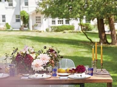 Farm-to-table bridal shower at Meadowburn Farm
