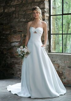Sincerity Bridal 44041 A-Line Wedding Dress