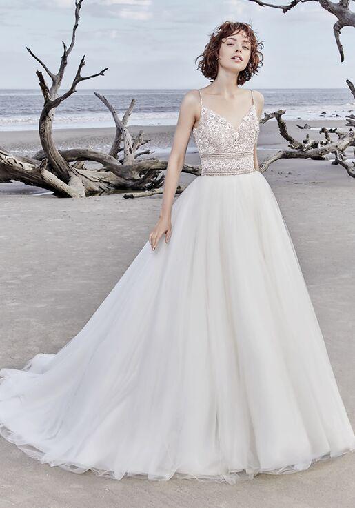 c185dd2d3844 Sottero and Midgley Saylor Rose Wedding Dress | The Knot