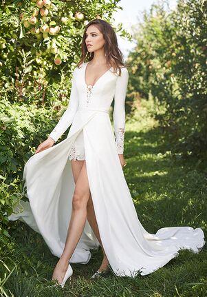 Lillian West 66120 A-Line Wedding Dress