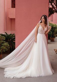 WHITE ONE ENCHANTER Ball Gown Wedding Dress