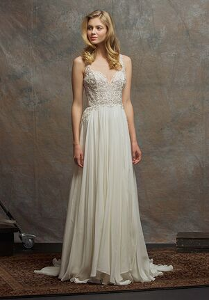 Enaura Bridal Couture ES757 - Tiffany Sheath Wedding Dress