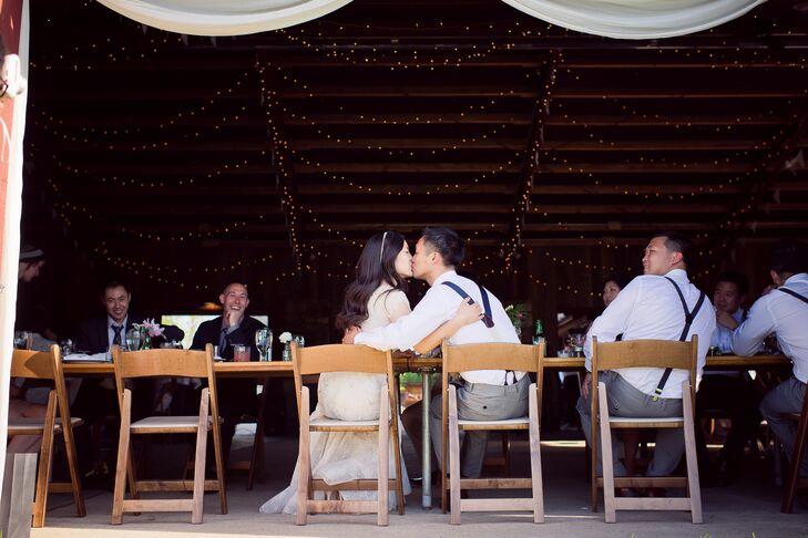 Rustic Summer Wedding at Misty Farm in Ann Arbor, Michigan