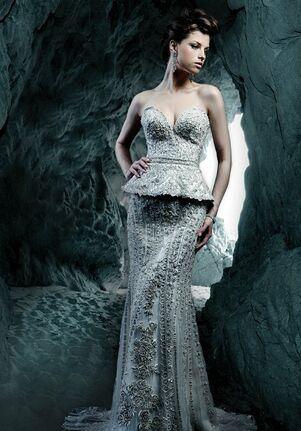 Ysa Makino KYM36 Sheath Wedding Dress