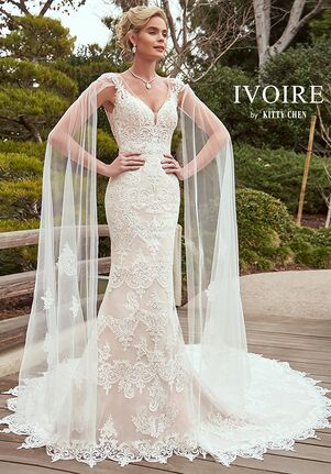 IVOIRE by KITTY CHEN MARIKA, V2006 Mermaid Wedding Dress