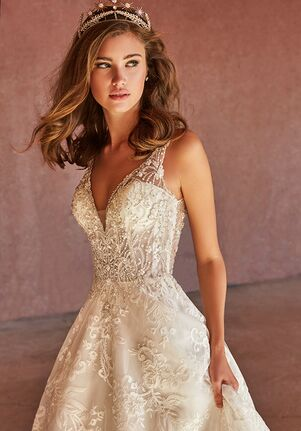 Val Stefani THALIA A-Line Wedding Dress