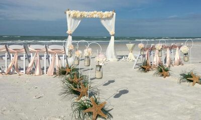 Seashell Beach Weddings