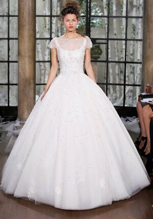 Ines Di Santo Cologne Ball Gown Wedding Dress