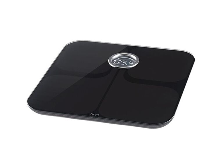 Fitbit bathroom scale from Best Buy