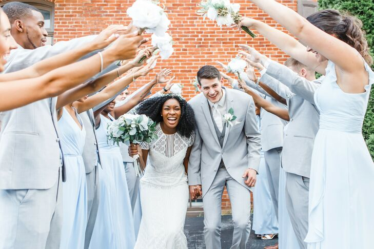 """After meeting one another playing basketball at Messiah College, Joshua """"Josh"""" Clippinger (24 and a basketball player) proposed to Jocelyn Chavous (24"""