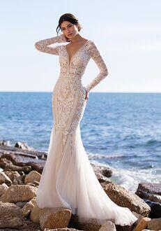 WHITE ONE ROMULEA Mermaid Wedding Dress