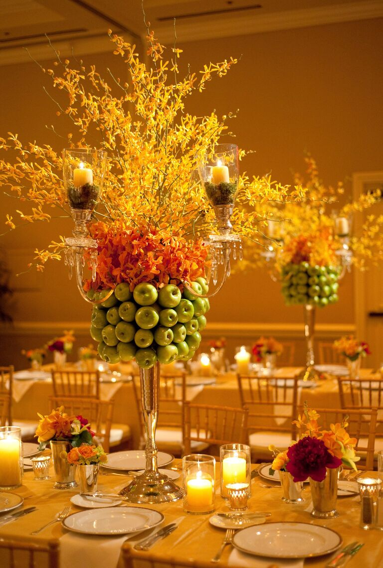 Magnificent 11 Gorgeous Centerpieces With Fruit Complete Home Design Collection Barbaintelli Responsecom