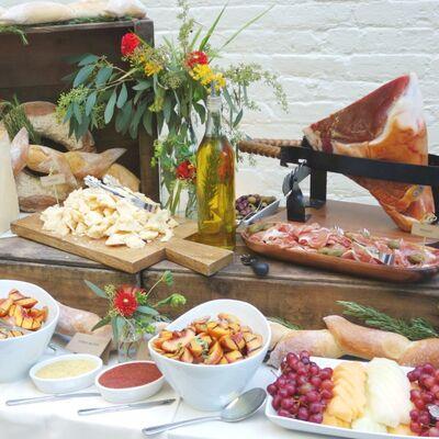 Dish Food & Events