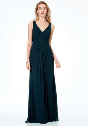 #LEVKOFF 7031 V-Neck Bridesmaid Dress