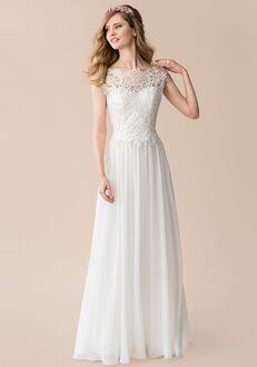 Moonlight Tango T812 A-Line Wedding Dress