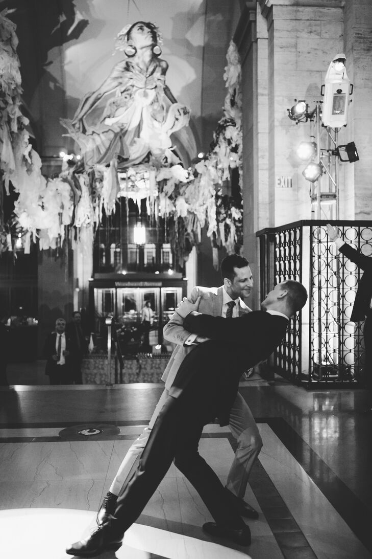 First Dance at Detroit Institute of Arts