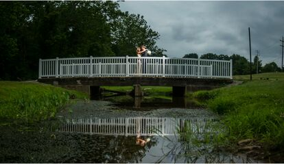 Wedding Venues Pennsylvania Collegeville The Barn On Bridge Front Photo