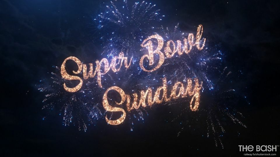 Super Bowl Zoom Background