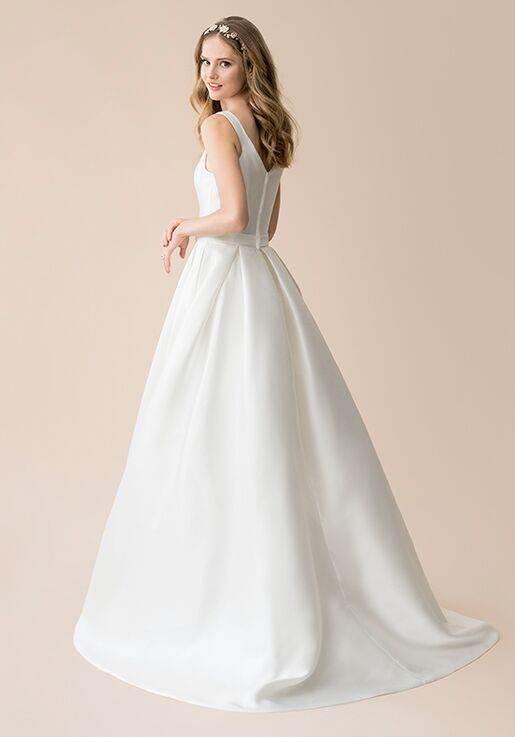 Moonlight Tango T805 Ball Gown Wedding Dress