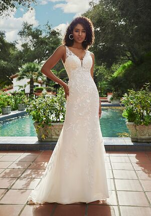 Simply Val Stefani ELODIE Mermaid Wedding Dress