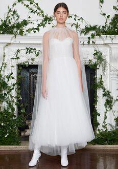Monique Lhuillier Brie A-Line Wedding Dress