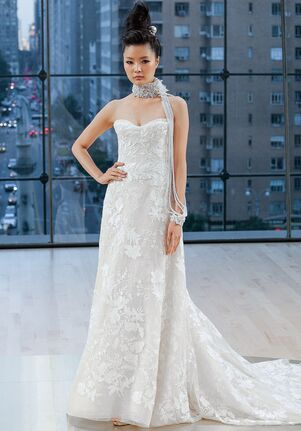 Ines Di Santo Bryant A-Line Wedding Dress