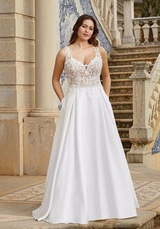 Sincerity Bridal 44170 Ball Gown Wedding Dress