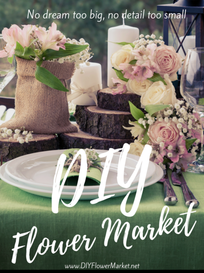 DIY Flower Market